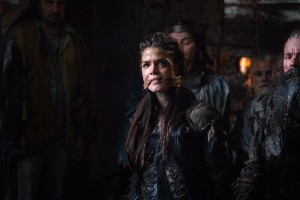 "The 100 -- ""Thirteen"" -- Image HU307a_0106 -- Pictured: Marie Avgeropoulos as Octavia -- Credit: Liane Hentscher/The CW -- © 2016 The CW Network, LLC. All Rights Reserved"