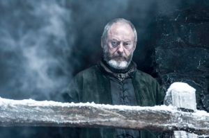 Liam Cunningham as Davos Seaworth– photo Helen Sloan/HBO
